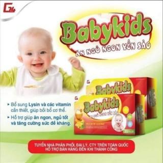 Ăn Ngon Ngủ ngon Babykisd - 005 thumbnail
