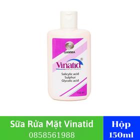 Vinatid Sữa Rửa Mặt Trị Mụn - TLVN204