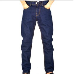Quần jeans ống suông nam TMD4