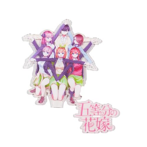 Tượng mica standee anime 15cm - go-toubun no hanayome h7 [aam] [pgn20]