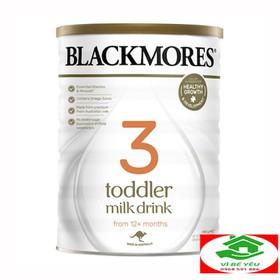 [ĐC KIỂM HÀNG] Sữa Bột Úc Blackmores Số 3 Toddler Date 2022 - Sữa Bột Úc Blackmores Số 3 Toddler