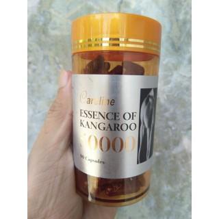 VIÊN UỐNG TĂNG CƯỜNG Sức khỏe nam CareLine ESSENCE OF KANGAROO 50000mg 90 viên - careline5g thumbnail