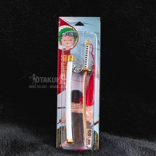 Móc khóa kiếm wado ichimonji của zoro - one piece