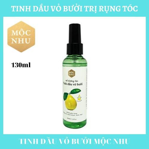 Tinh dầu vỏ bưởi trị rụng tóc - tinh dầu vỏ bưởi mộc nhu