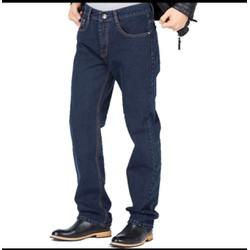 Quần jeans ống suông nam TM6