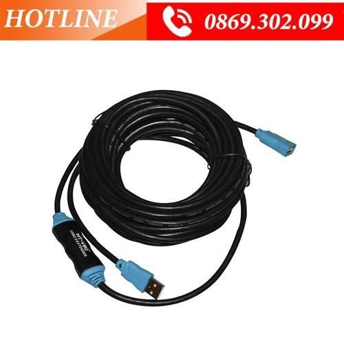 Cáp nối dài usb 2.0 20m có ic khuếch đại tín hiệu mt-ud20 viki - 20001970 , 25196824 , 15_25196824 , 665000 , Cap-noi-dai-usb-2.0-20m-co-ic-khuech-dai-tin-hieu-mt-ud20-viki-15_25196824 , sendo.vn , Cáp nối dài usb 2.0 20m có ic khuếch đại tín hiệu mt-ud20 viki