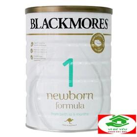 [DEAL SỐC] Sữa Bột Úc BLACKMORES Số 1 Newborn 900G Úc trẻ từ 0-6 tháng Date 2022 - Sữa Bột Úc BLACKMORES Số 1 Newborn