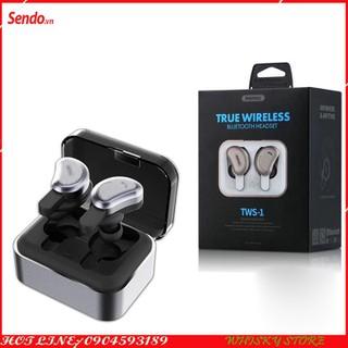 Tai nghe Bluetooth - Tai nghe Bluetooth chính hãng - Tai nghe Bluetooth TWS-1 3