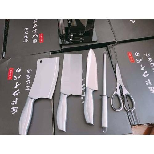 Bộ dao inox xuất nhật