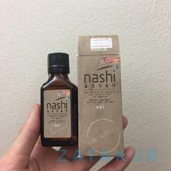 Tinh Dầu Dưỡng Tóc hư tổn Nashi Argan Oil 30ml