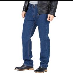 Quần jeans ống suông nam TMD5