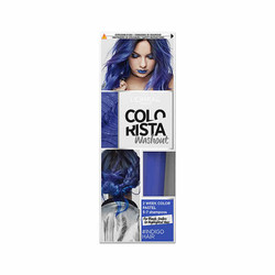 Thuốc nhuộm tóc Loreal Colorista Washout màu Indigo