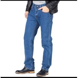 Quần jeans ống suông nam TMD1