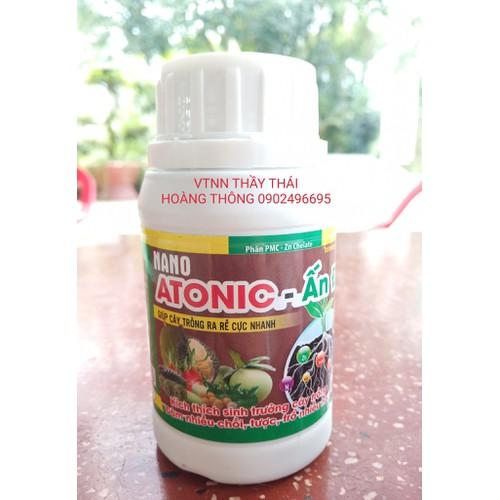 Atonik chai 100ml - ấn độ - thuốc kích thích tăng trưởng - ra rễ - nãy mầm.