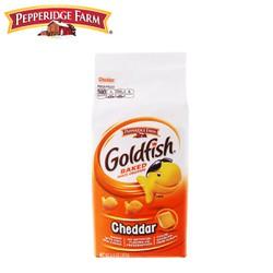 BÁNH CÁ VỊ PHÔ MAI CHEDDAR GOLDFISH PEPPERIDGE FARM 187 GRAM