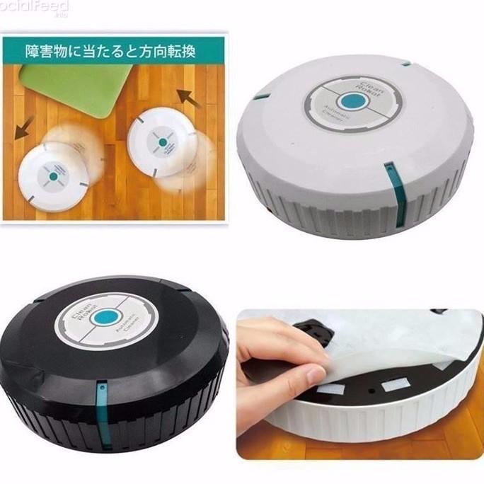 Robot tự lau nhà thông minh Clean tiện lợi