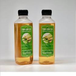 Tinh dầu sả nguyên chất 350ml [COMBO 2 chai]