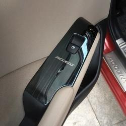 Hyundai Accent Ốp Trang trí nội thất Hyundai Accent 2018 2019 2020 vân Titan Cao cấp