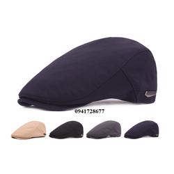 Mũ beret nam nữ nón beret nam nữ