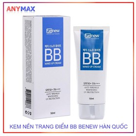 Kem nền trang điểm ma thuật BB Benew Magic Snow White 50ml - KNBNMG50