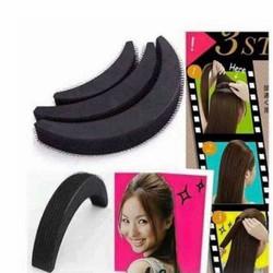 Bộ 3 chiếc kẹp mái phồng tạo kiểu tóc