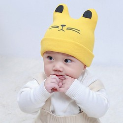 Mũ len em bé