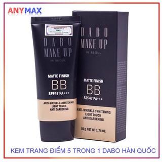 Kem nền Dabo BB Matte 50g - KNBBDBM thumbnail