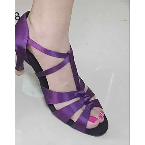 Giày khiêu vũ latin nữ