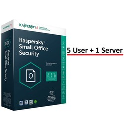 KASPERSKY SMALL OFFICE SECURITY KSOS 05PC + 01FILE SERVER