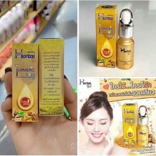 Serum nghệ herbal thái lan