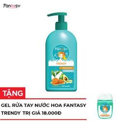 [MUA LÀ CÓ QUÀ] Sữa Tắm Nước Hoa Fantasy Get Sporty 400ml Tặng Nước rửa tay nước hoa Fantasy diệt khuẩn 99,99 30ml