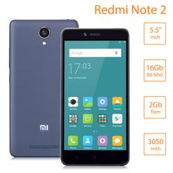 Điện thoại Xiaomi Redmi Note 2 Ram 2G Rom 16G Chip xử lý 8 nhân mạnh mẽ