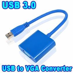 Cáp chuyển đổi USB 3.0 sang VGA