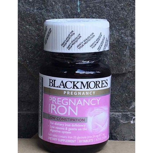 Viên uống blackmores pregnancy iron 30 viên viên bổ sung sắt cho bà bầu - 20022003 , 25219807 , 15_25219807 , 190000 , Vien-uong-blackmores-pregnancy-iron-30-vien-vien-bo-sung-sat-cho-ba-bau-15_25219807 , sendo.vn , Viên uống blackmores pregnancy iron 30 viên viên bổ sung sắt cho bà bầu