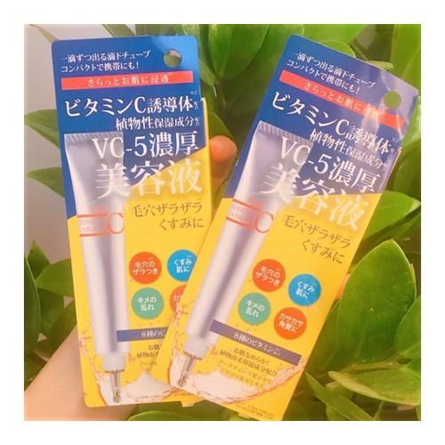 Tinh chất trị thâm rohto essence vitamin vc-5 20ml -olix.vn