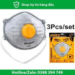 Khẩu trang chống bụi INGCO HDM06