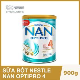 Lon Sữa Bột Nestle NAN Optipro 4 - 900g - 12310382