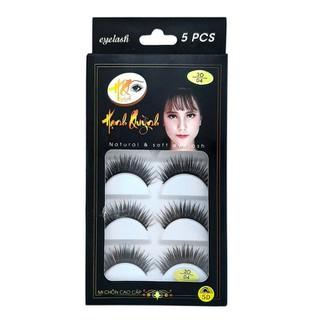 5 cặp lông mi giả cong Natural & Soft Eyelash - số 04 - 1056 thumbnail