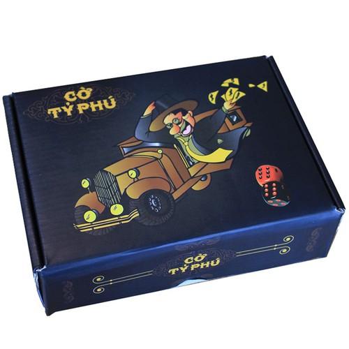 Bộ cờ tỷ phú việt nam boardgame bản dày chính hãng - 20040890 , 25241948 , 15_25241948 , 350000 , Bo-co-ty-phu-viet-nam-boardgame-ban-day-chinh-hang-15_25241948 , sendo.vn , Bộ cờ tỷ phú việt nam boardgame bản dày chính hãng