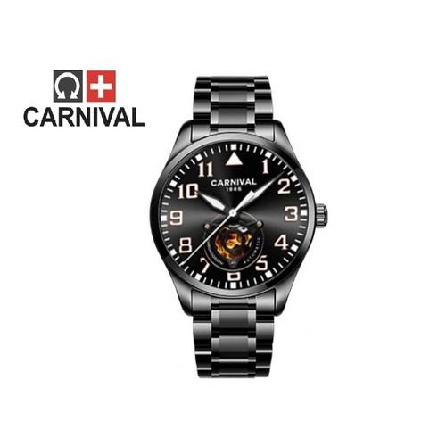 Đồng hồ nam carnival black automatic g81001.102.212 chính hãng - 20039848 , 25240734 , 15_25240734 , 5200000 , Dong-ho-nam-carnival-black-automatic-g81001.102.212-chinh-hang-15_25240734 , sendo.vn , Đồng hồ nam carnival black automatic g81001.102.212 chính hãng