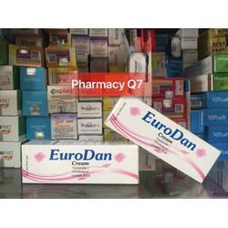 Kem Dưỡng Ẩm Trị Khô Nứt Da Eurodan 30G