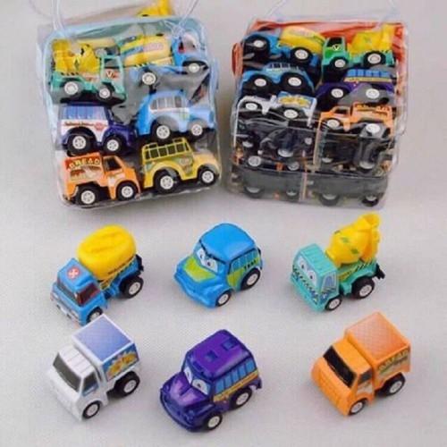 [ miễn phí vận chuyển ] ô tô đồ chơi mini cho bé trai - set 6 ô tô đồ chơi mini cho bé trai - 20035536 , 25235846 , 15_25235846 , 99000 , -mien-phi-van-chuyen-o-to-do-choi-mini-cho-be-trai-set-6-o-to-do-choi-mini-cho-be-trai-15_25235846 , sendo.vn , [ miễn phí vận chuyển ] ô tô đồ chơi mini cho bé trai - set 6 ô tô đồ chơi mini cho bé trai