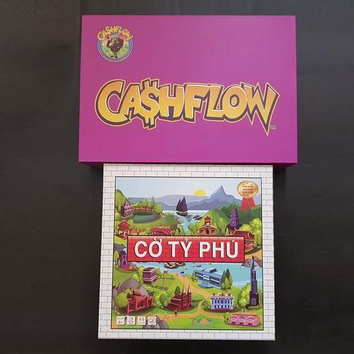 Combo học làm giàu cờ tỷ phú việt nam game tài chính cashflow - 20040172 , 25241106 , 15_25241106 , 1600000 , Combo-hoc-lam-giau-co-ty-phu-viet-nam-game-tai-chinh-cashflow-15_25241106 , sendo.vn , Combo học làm giàu cờ tỷ phú việt nam game tài chính cashflow