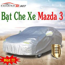 Bạt phủ ô tô Mazda 3 Cao Cấp, Bạt phủ ô tô, Bạt che ô tô