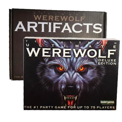 Ma sói việt hóa tặng kèm bản mở rộng artifact