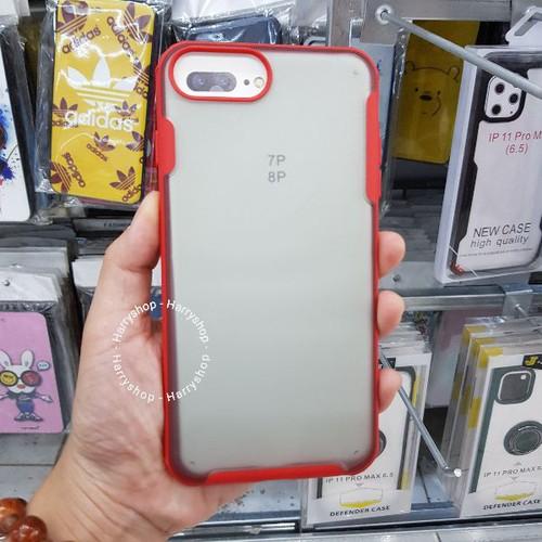 Ốp lưng iphone 7 plus nhám mờ chống vân tay hiệu kst