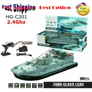 Tàu chiến điều khiển từ xa - Tàu chiến đấu vượt địa hình HG - NPC4789569 thumbnail