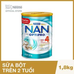 Sữa Bột Nestle NAN Optipro 4 - 1.8kg - NAN023062