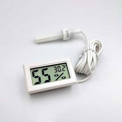 Đồng hồ đo độ ẩm & nhiệt độ