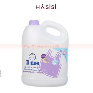 Nước Giặt Quần Áo Em Bé D-NEE - Baby Liquid Detergent 3000ml - 2500091 thumbnail